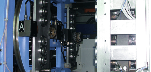 GF/ISB-Series Mould