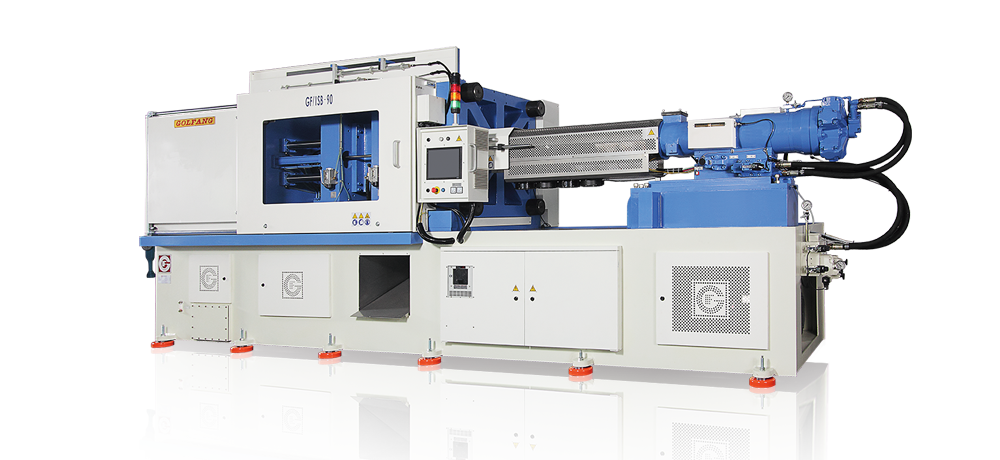 Single-Stage Injection Stretch Blow Molding Machine - ISB Series